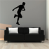 Running Runner Wall Decal - Vinyl Decal - Car Decal - 007