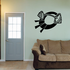 Weight Lifting Wall Decal - Vinyl Decal - Car Decal - CDS013