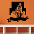 Weight Lifting Wall Decal - Vinyl Decal - Car Decal - CDS018