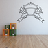 Weight Lifting Wall Decal - Vinyl Decal - Car Decal - CDS022