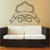 Weight Lifting Wall Decal - Vinyl Decal - Car Decal - CDS028