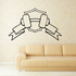 Weight Lifting Wall Decal - Vinyl Decal - Car Decal - CDS029