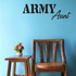 Army Aunt Decal