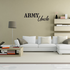 Army Unlce Decal