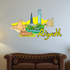 Riyadh Sticker