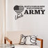 Her Duty Army Uncle Decal