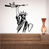 Statue Of Liberty with AK47 Decal