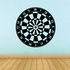Dartboard Decal