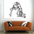 Running Wall Decal - Vinyl Decal - Car Decal - Bl030