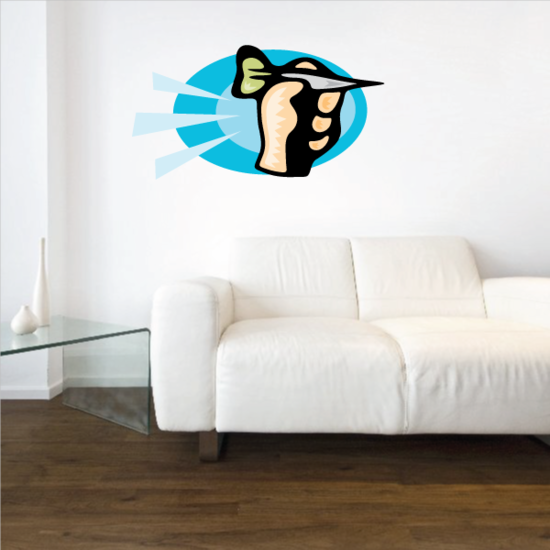 Darts Wall Decal - Vinyl Sticker - Car Sticker - Die Cut Sticker - CDScolor0072
