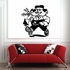 Running Wall Decal - Vinyl Decal - Car Decal - Bl035