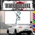 Fencing Wall Decal - Vinyl Sticker - Car Sticker - Die Cut Sticker - SMcolor009
