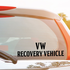 VW Recovery Vehicle Decal