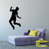 Running Wall Decal - Vinyl Decal - Car Decal - Bl038