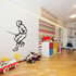 Fencing Wall Decal - Vinyl Decal - Car Decal - SM004