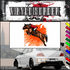 Horse Racing Wall Decal - Vinyl Sticker - Car Sticker - Die Cut Sticker - SMcolor001