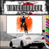 Horse Racing Wall Decal - Vinyl Sticker - Car Sticker - Die Cut Sticker - SMcolor002