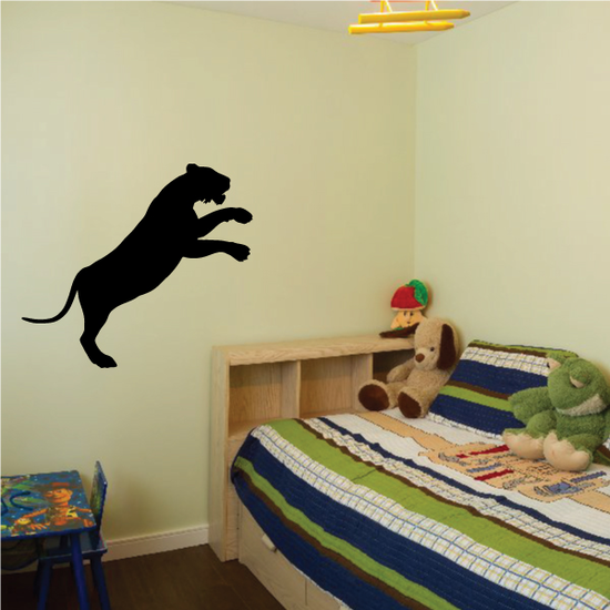 Pouncing Tiger Decal