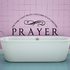 Prayer The family that prays together stays together Decal