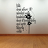 Faith divide nature individual Worth Decal