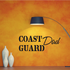 Coast Guard Dad Decal