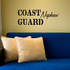 Coast Guard Nephew Decal