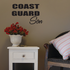 Coast Guard Son Block Car Decal