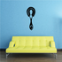 Toilet Brush Decal