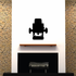 Electric router Decal