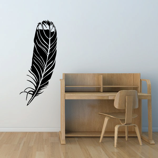 Feather Decals