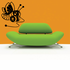 Butterfly Wall Decal - Vinyl Decal - Car Decal - MC03