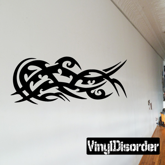 Classic Tribal Wall Decal - Vinyl Decal - Car Decal - DC 005
