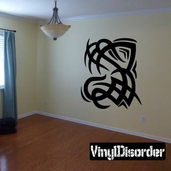 Classic Tribal Wall Decal - Vinyl Decal - Car Decal - DC 020