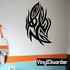 Classic Tribal Wall Decal - Vinyl Decal - Car Decal - DC 028