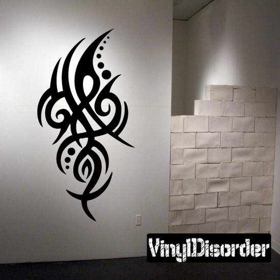Classic Tribal Wall Decal - Vinyl Decal - Car Decal - DC 031