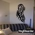 Classic Tribal Wall Decal - Vinyl Decal - Car Decal - DC 045