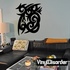 Classic Tribal Wall Decal - Vinyl Decal - Car Decal - DC 048