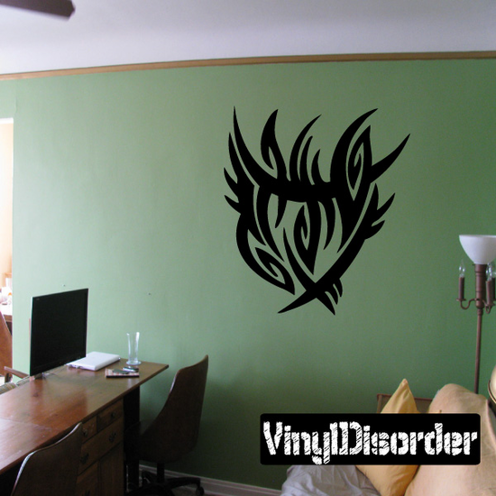 Classic Tribal Wall Decal - Vinyl Decal - Car Decal - DC 062