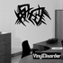 Classic Tribal Wall Decal - Vinyl Decal - Car Decal - DC 064