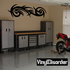Classic Tribal Wall Decal - Vinyl Decal - Car Decal - DC 069