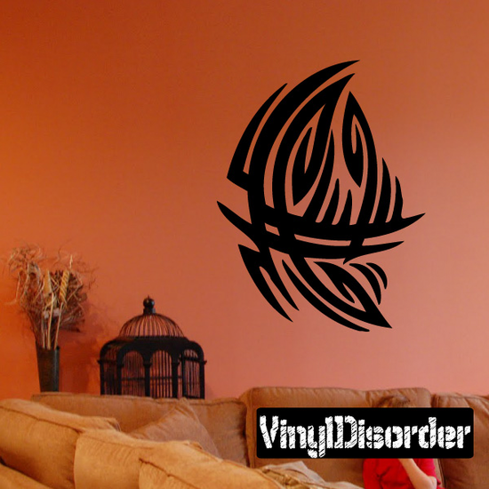 Classic Tribal Wall Decal - Vinyl Decal - Car Decal - DC 078