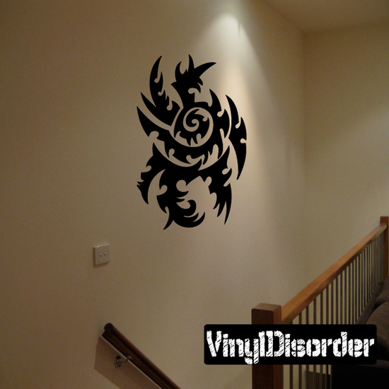 Classic Tribal Wall Decal - Vinyl Decal - Car Decal - DC 079