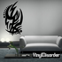 Classic Tribal Wall Decal - Vinyl Decal - Car Decal - DC 100