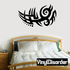 Classic Tribal Wall Decal - Vinyl Decal - Car Decal - DC 103