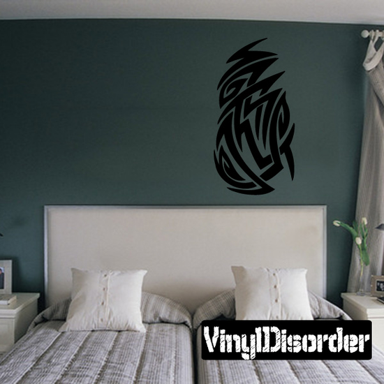 Classic Tribal Wall Decal - Vinyl Decal - Car Decal - DC 104