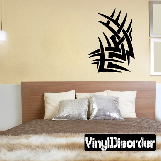 Classic Tribal Wall Decal - Vinyl Decal - Car Decal - DC 105