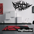 Classic Tribal Wall Decal - Vinyl Decal - Car Decal - DC 111