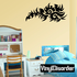 Classic Tribal Wall Decal - Vinyl Decal - Car Decal - DC 126