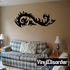 Classic Tribal Wall Decal - Vinyl Decal - Car Decal - DC 156