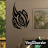 Classic Tribal Wall Decal - Vinyl Decal - Car Decal - DC 163